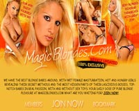 Magic Blondes